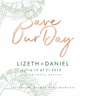 Save our Day Lizeth & Daniel